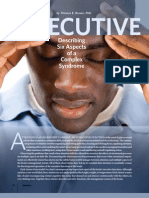 Executive Functions by Thomas Brown