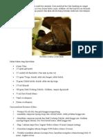 Resep Brownies Kukus Lezat Enak Keju Amanda