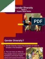 Week 7Gender Diversity