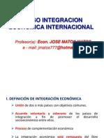 sesión 16 - Integracion economica