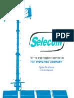 01 Specifications Répéteur GSM900