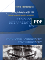 Panoramic Radiography 11