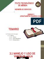 Expo de Ing. Servicios. Calentadores