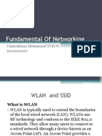 Fundamental of Networking PRESENTATION