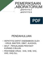 Lab Hepatitis(Bw)