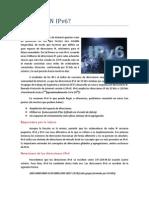 Y QUE CON IPv6
