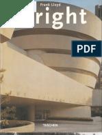 Frank Lloyd Wright (Taschen) - inglés