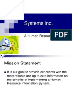 Human Resource Management System (HRIS) Does Make a Difference