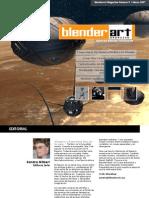 Blender Art Magazine 9 Spanish