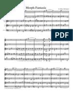 Morph-Fantasía for Woodwind Quintet