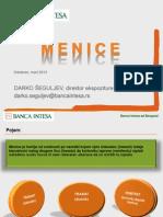 Menice 2013