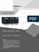 UPS Informer Compact User Manual Gr