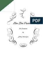 New Zion Pastorale for Orchestra