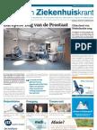 Zorg- En Ziekenhuiskrant, 11 September 2013