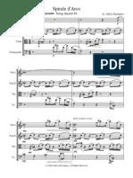 String Quartet #4