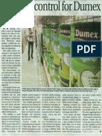 Damage Control for Dumex