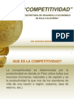 11 Competitividad, Natasha Rocha (Baja Cali)