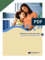 Harmony Provider Directory 2011
