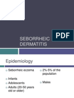 dermatology seborrheic dermatitis