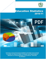 PakistanEducationStatistics2010-11