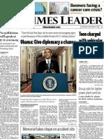 Times Leader 09-11-2013