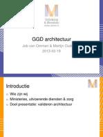 Enterprise architecture for the public domain