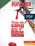 Trop de sang dans la Bible, pourquoi ?