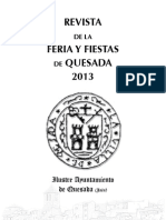 Revista Feria 2013 Sin Publicidad