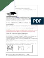 Tutorial de Manutenção Electrolux LE08