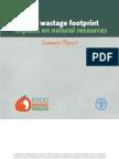 Food Waste Footprint report