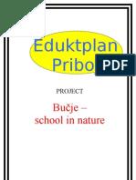 Bucje Serbia - School in Nature