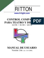 Manual Tritton160 ES