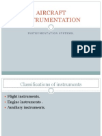 Aircraft Instrumentation