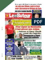 LE BUTEUR PDF du 24/06/2009