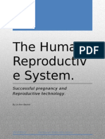 infertility, ART, and the reproductive system