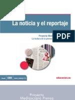 Noticia y Reportaje