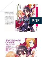 Sword Art Online Vol. 12 (Tap-Trans 6-25-2013)