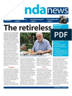 Agenda News Issue 18 - Autumn 2013