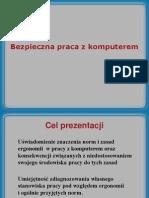 Przentacja BHP