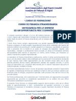 16.09.13 Corso Finanza Il Venture Napoli Doc - ODCEC