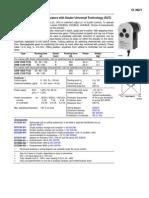 AVM 104-114-105-115S- Actuators With Sauter Universal Technology (SUT)