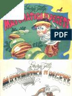 Matematica Pe Degete, Aventuri Prin Alfabet - George Filip (Ilustratii de Dumitru Dobrica, 1974) (2)