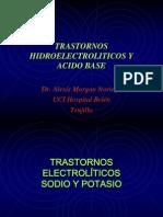 Trast. Electroliticos y Acido Base