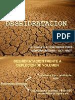 Edema y Deshidratacion