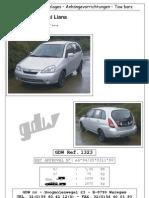 1323 - Suzuki Liana - T36