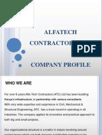 Alfatech Company Profile