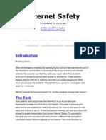 Internet Safety WebQuest