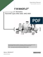 Sitrans MagFlo 5000-6000