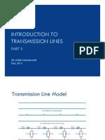 TransmissionLinesPart II