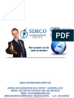 Presentation Sim Co